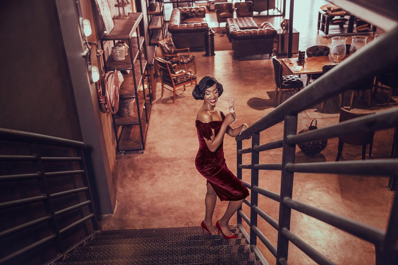 Retro Vintage by Kamau Patrick