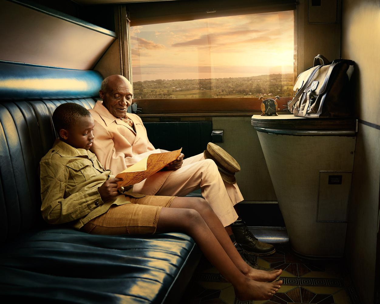 Tsavo Express by Kamau Patrick