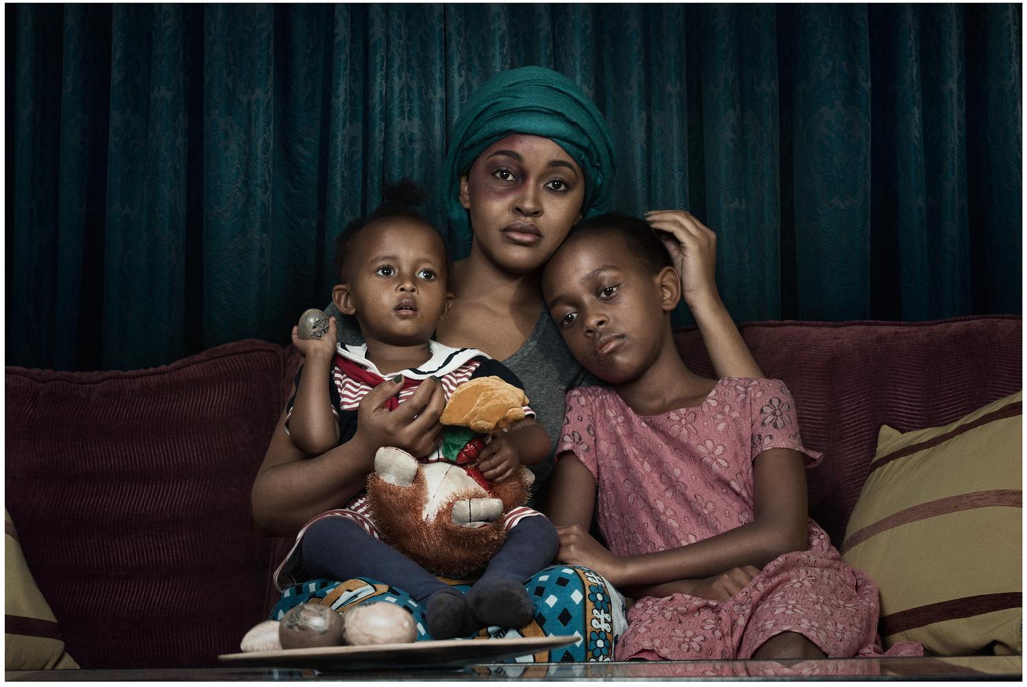 GVRC:Domestic Violence by Kamau Patrick