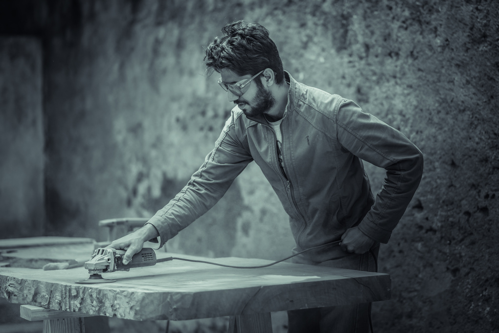 Architect  by Qaseem Kazmi