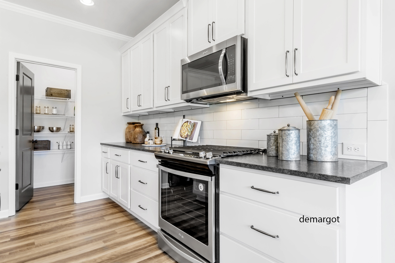 Kitchen Insp by DeMarco Miller
