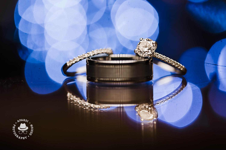 Ring Shot by Tony Pardi