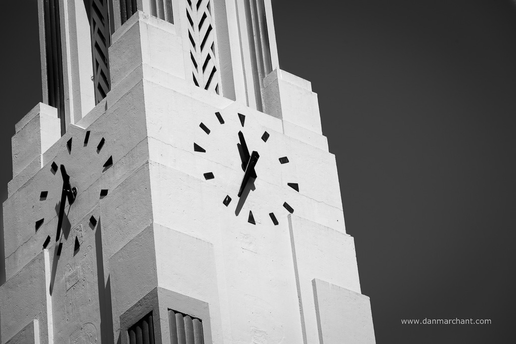 Clockface by Dan Marchant