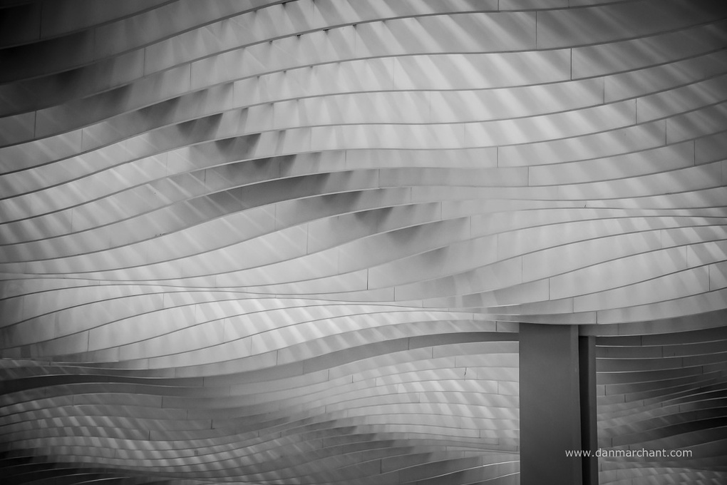 The waves above our heads (2) by Dan Marchant