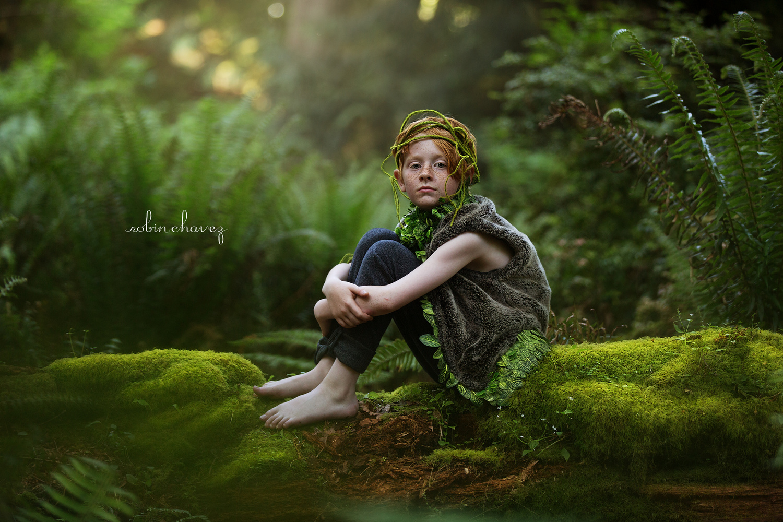 Little Sprite by Robin Brazill