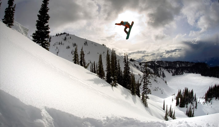 Fstoppers Original:  Dave Lehl, Snowboard Photographer