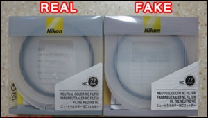 [News] Fake Gear Alert: Are Your Nikon Filters the Real Deal?