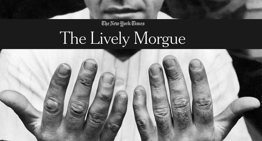 [News] The Lively Morgue: A Place Where Photos Go To Live Again