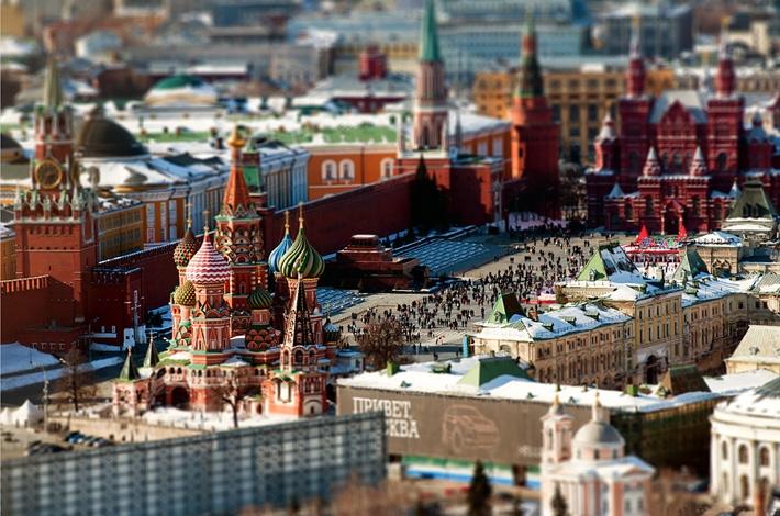 Tiny Moscow