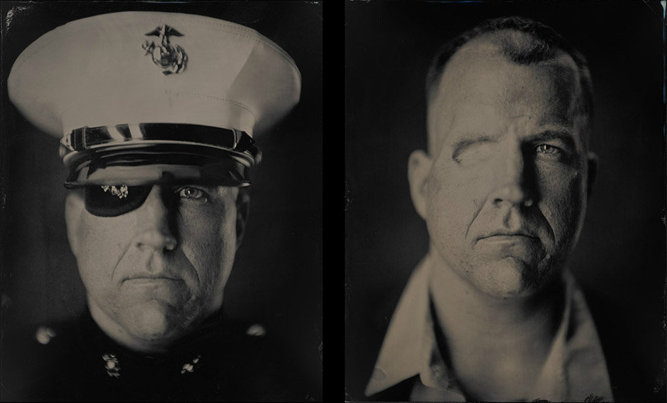 [Pics] Modern Military Portraits on Tintype