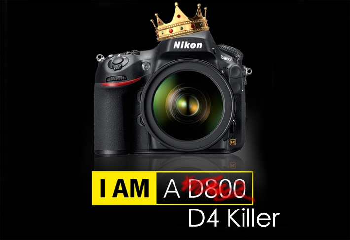 D4 Buyers May Want To Give The D800 A Second Look