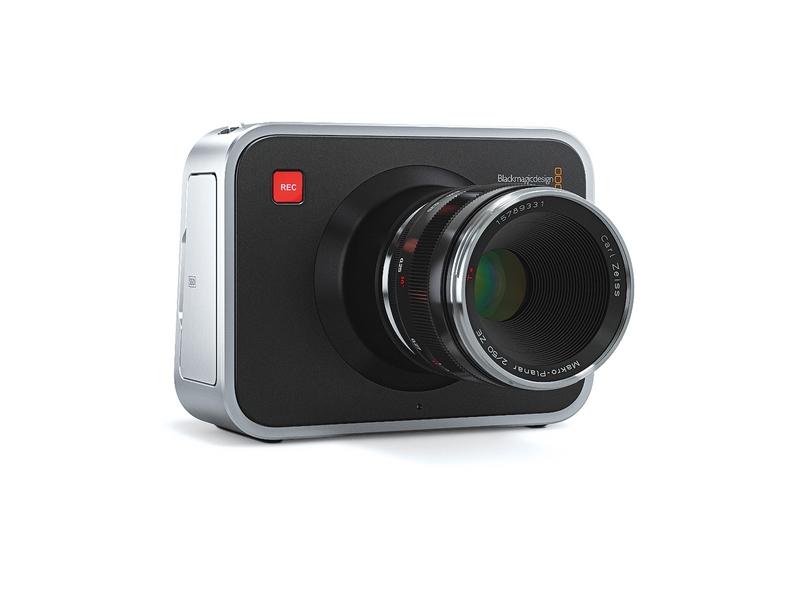 [Gear] Blackmagic Design Cinema Camera Pre-Orders Available