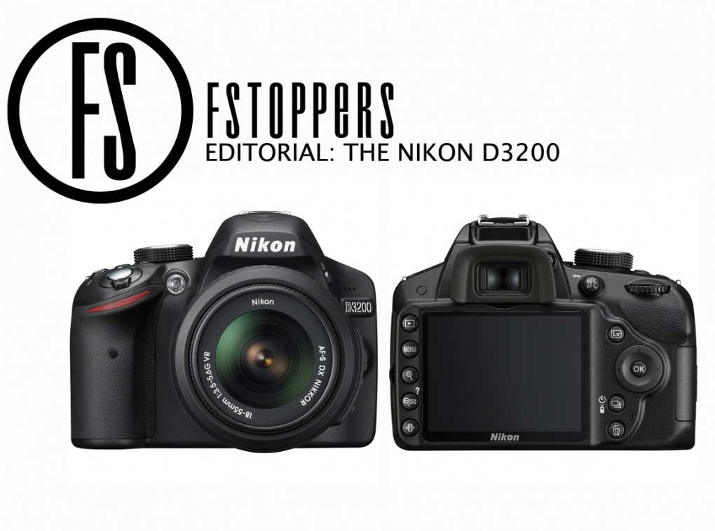 [Editorial] Why Nikon Built the D3200