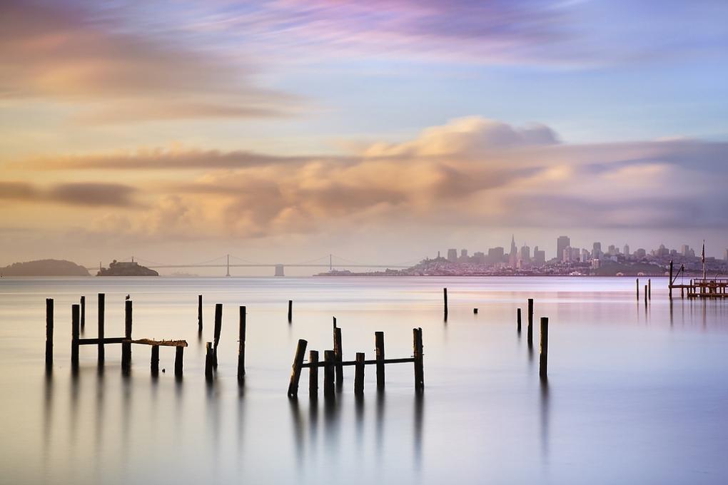 Sausalito Morning #2 - Marin County California