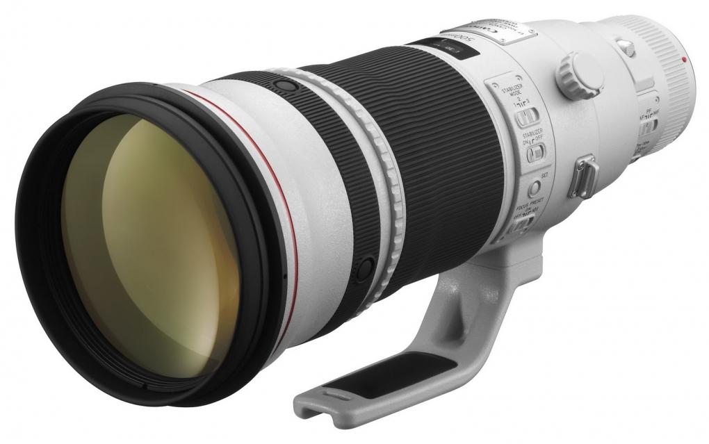 Pre-order Canon's Newest Pro Super-Teles Now!