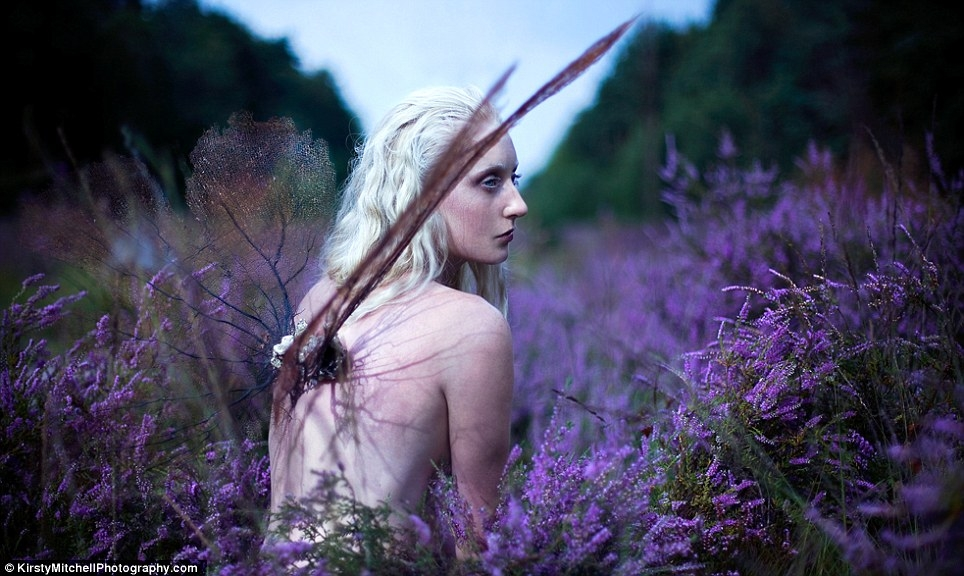 [Pics] Breathtaking Fairy Tale Scenes by Kirsty Mitchell