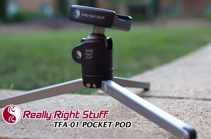[Review] The Brand New Really Right Stuff Pocket Pod