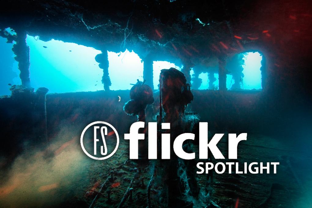 [Pics] Flickr Spotlight - Underwater Wrecks