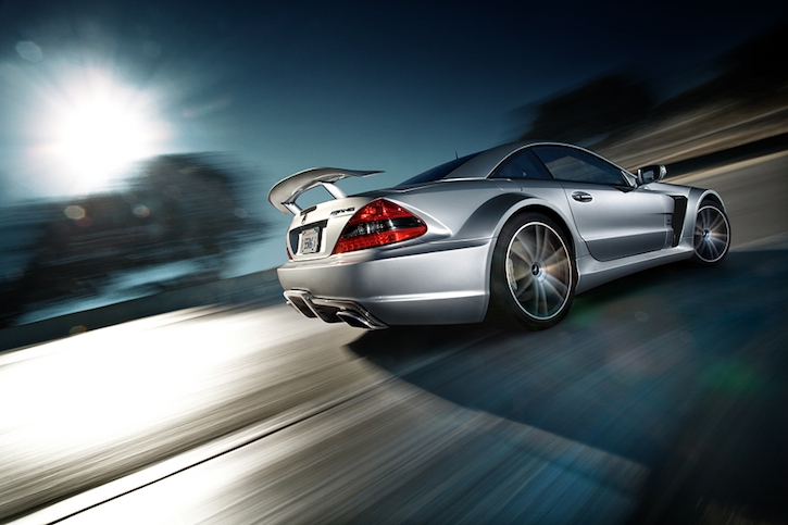The Making Of An Automotive Magazine Shot-Explained Visually By Scott Dukes