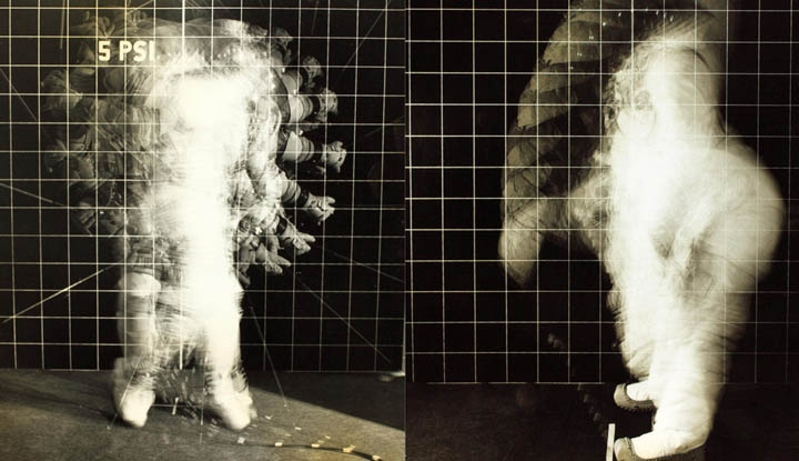NASA Creates Unintentional Art While Testing Space Suits