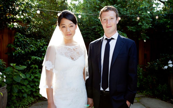 Zuckerberg's Photographer Also Caught Off-Guard by Wedding
