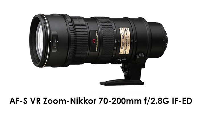 AF-S VR Zoom-Nikkor 70-200mm f/2.8G IF-ED