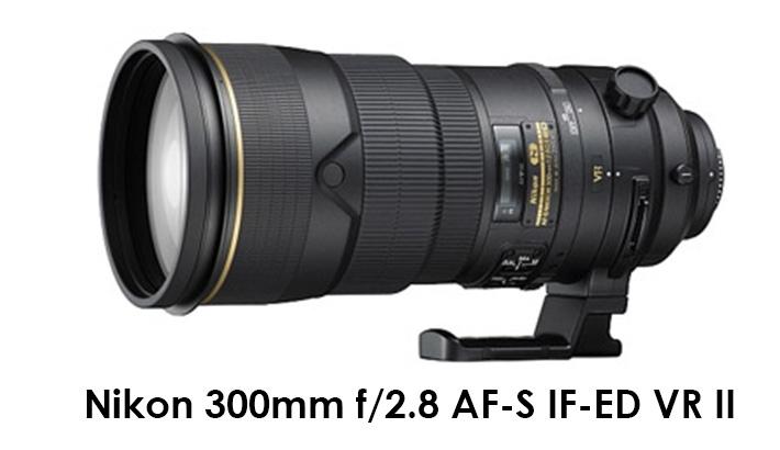 Nikon 300mm f/2.8 AF-S IF-ED VR II