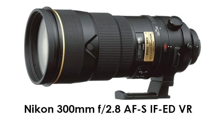 Nikon 300mm f/2.8 AF-S IF-ED VR