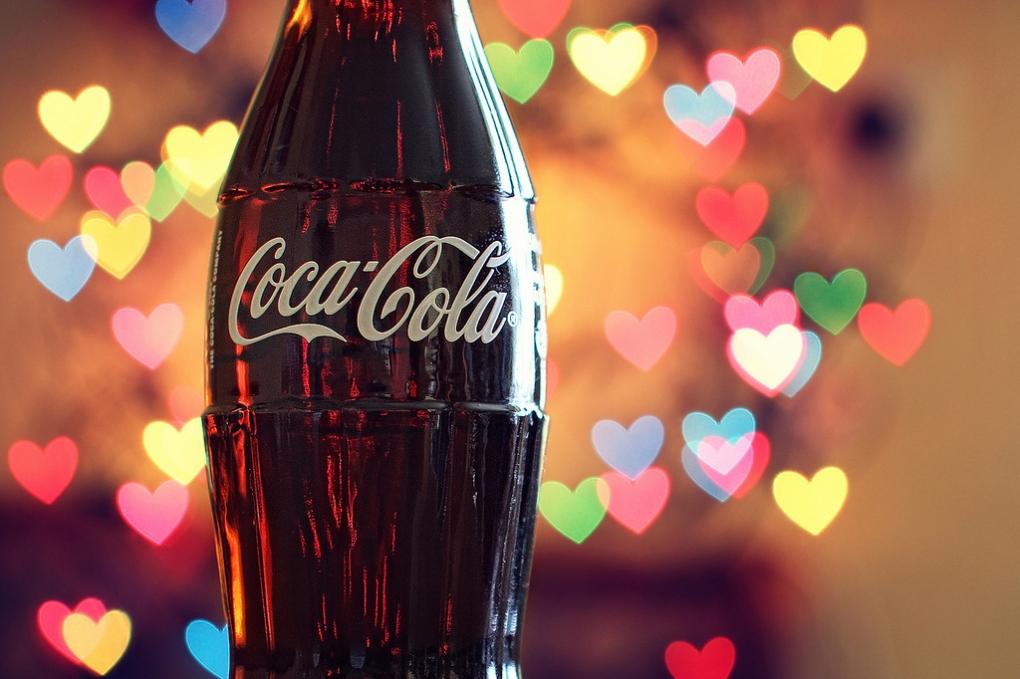 Coca Cola Love