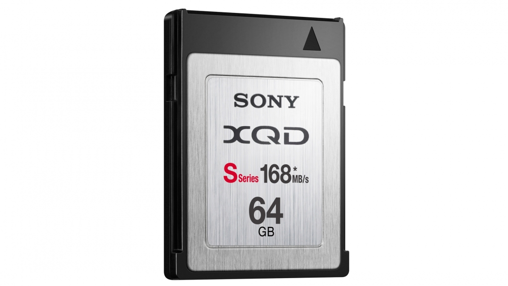 Faster Sony S Series XQD Cards