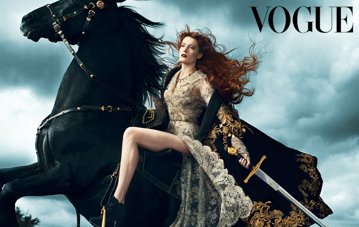 Vogue's 120th Anniversary Is Adorned With The Most Influential Talent Under 45