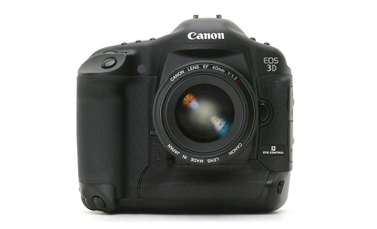 Latest Canon Rumor: The EOS 3D Around the Corner
