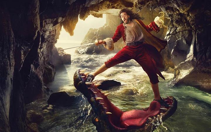 Annie Leibovitz Shoots a New Disney Campaign