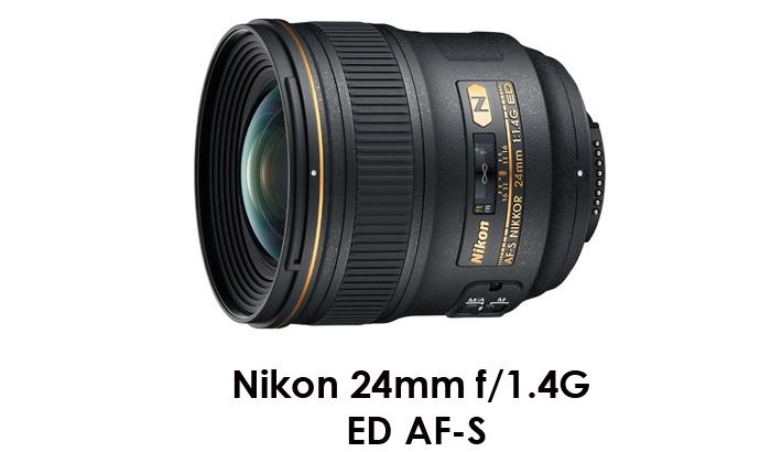 Nikon 24mm f/1.4G ED AF-S