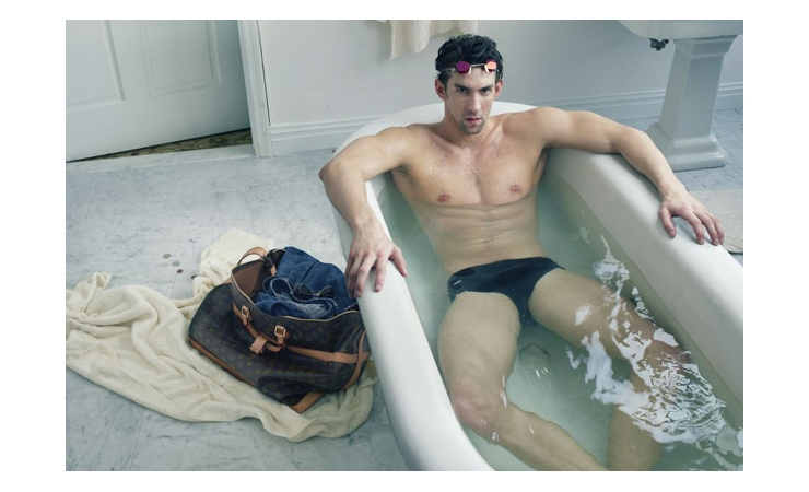 Michael Phelps Could Be in Hot Water for Louis Vuitton Photos