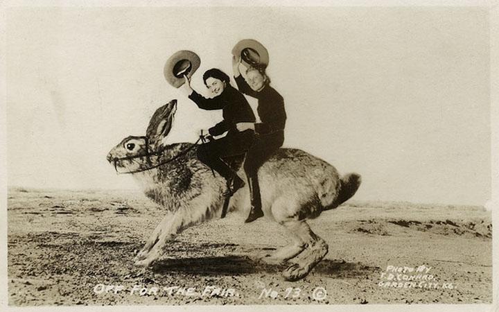 19th-Century Photoshopped Photos