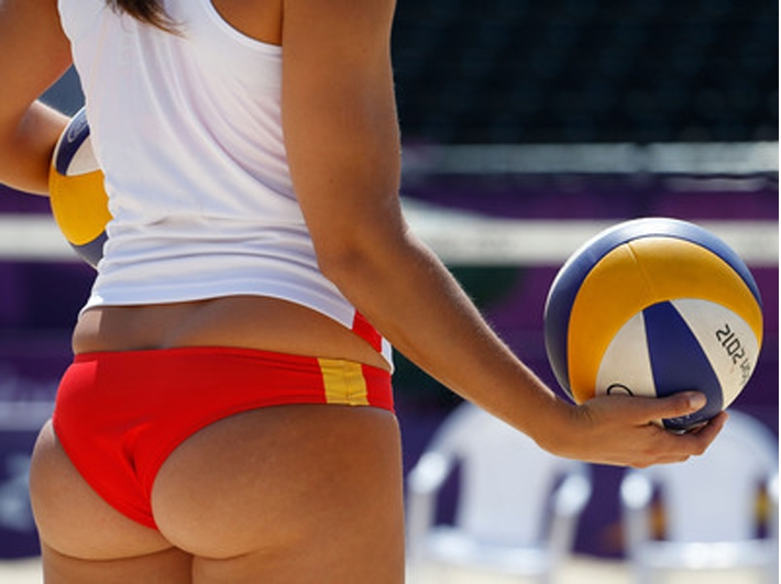 The Hottest Volleyball Girls With Hot Volleyball Butts