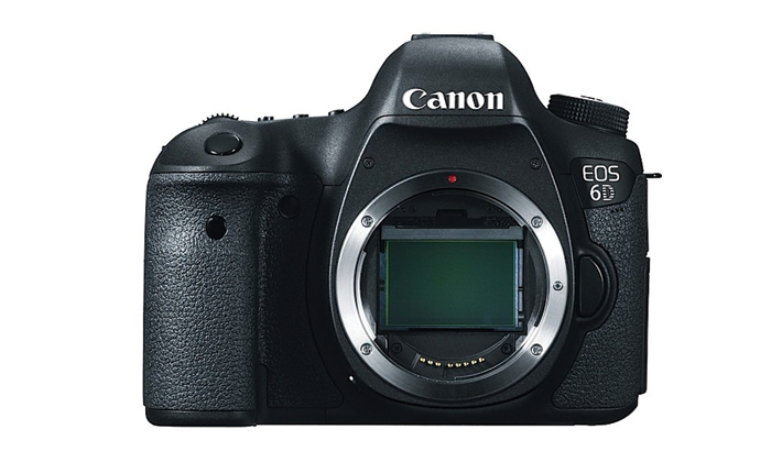 Canon Announces the Full Frame EOS 6D