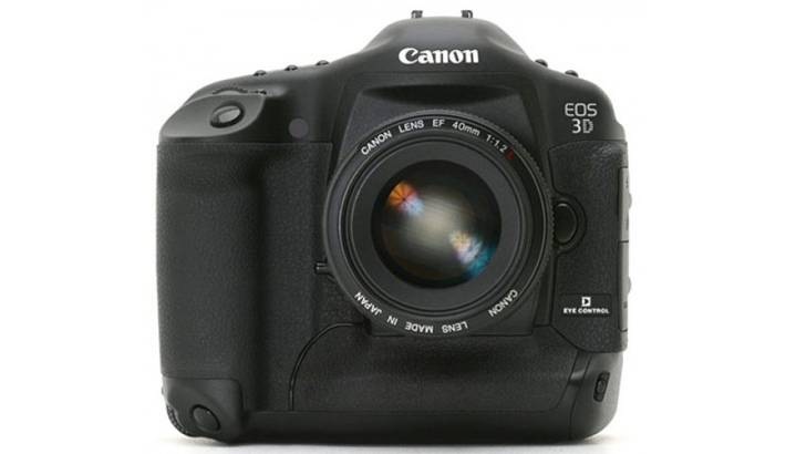 46.1 MP Canon EOS-3D X To Be Announced Before PhotoPlus ?