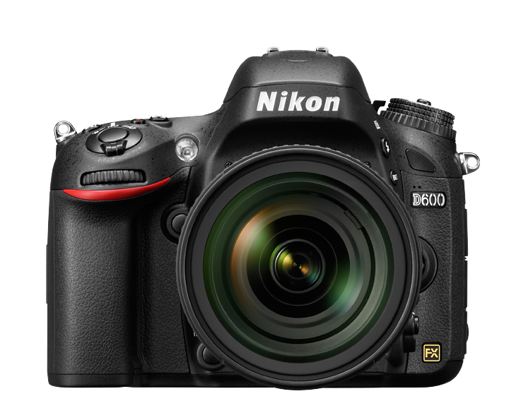 Pre-Order the New Nikon D600 and Accessories!