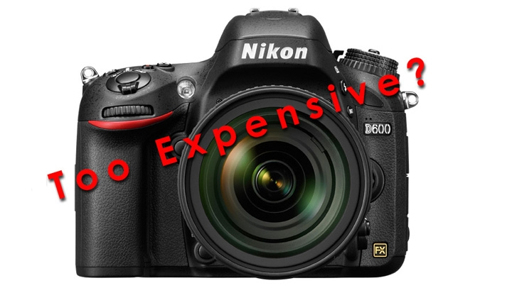 Is The Nikon D600 Priced Too High For Its Features?