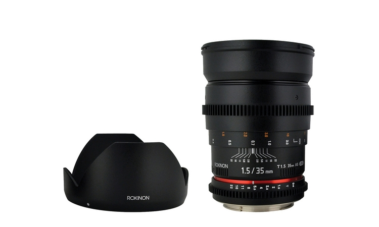 Rokinon Announces 24mm & 14mm T1.5 Cine Lenses