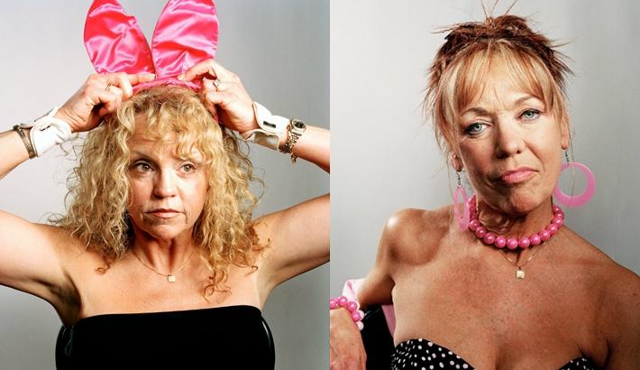 Portraits Of Retired Playboy Bunnies