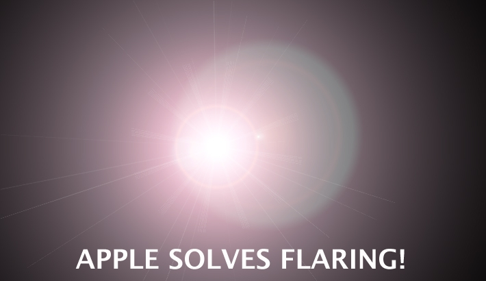 Apple Solves Annoying Flaring Issue for Cameras the World Over