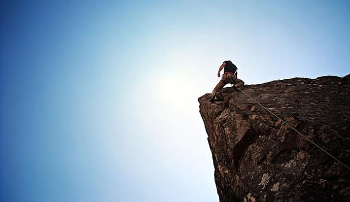 15 Adventurous Rock Climbing Photos