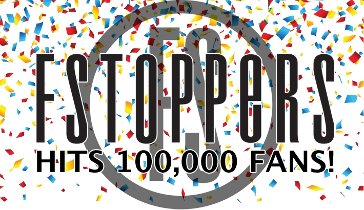 Fstoppers Hits 100,000 Facebook Fans