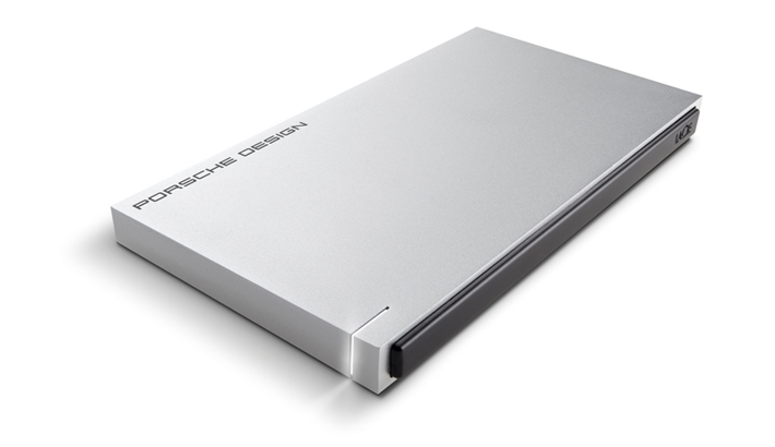 LaCie Announces Very Fast, Very Portable P'9223 Slim USB 3.0 Porsche Design Hard Drive