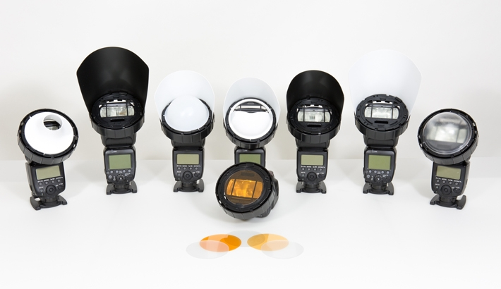SpinLight 360: A New Unique Speedlight Flash Modifier