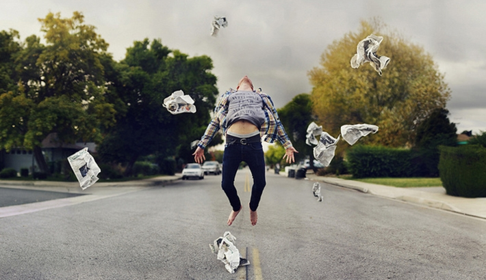 Surreal Conceptual Photography by David Talley