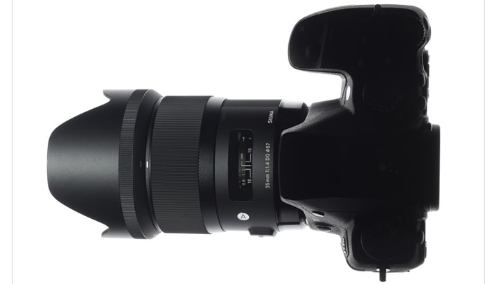 Sigma's New 35mm f/1.4 Pricing Released, Available Now